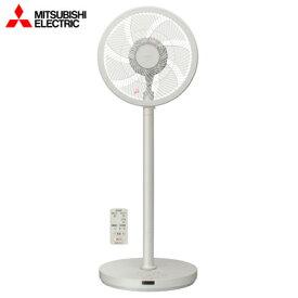 三菱電機 扇風機 DCモーター扇風機 SEASONS 2WAY リモコン付タイプ シーズンズ R30J-DMY-H モルタルホワイト【送料無料】【KK9N0D18P】