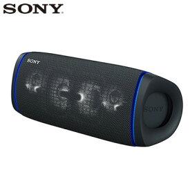 【即納】ソニー ワイヤレスポータブルスピーカー SRS-XB43-B ブラック SONY【送料無料】【KK9N0D18P】