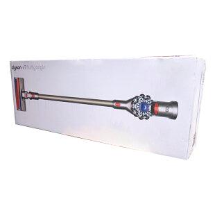 ダイソン掃除機コードレスクリーナーサイクロン式DysonV7FLUFFYSV11TIニッケルアイアンチタン