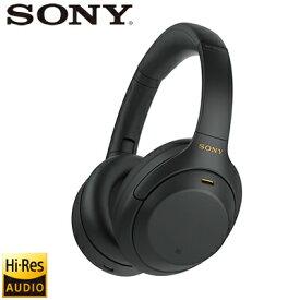 【即納】SONY ヘッドホン ワイヤレス ノイズキャンセリング ステレオヘッドセット ハイレゾ対応 Bluetooth WH-1000XM4-B ブラック【送料無料】【KK9N0D18P】