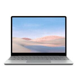マイクロソフト ノートパソコン 12.4インチ Surface Laptop Go 1ZO-00020 プラチナ サーフェス【送料無料】【KK9N0D18P】