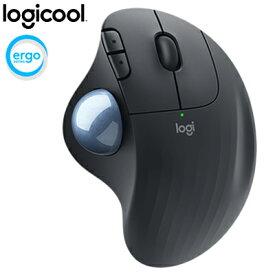 【即納】ロジクール ERGO M575 ワイヤレス トラックボールマウス M575GR グラファイト【送料無料】【KK9N0D18P】