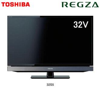 토시바 32 V형 액정 TV LED 레그자 S5시리즈 32 S5