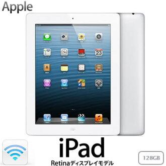 Apple 제 4세대 iPad Retina 디스플레이 Wi-Fi모델 128 GB ME393J/A화이트 ME393JA