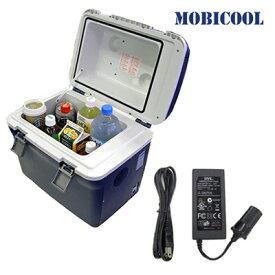 【セット】 MOBICOOL ポータブルクーラーボックス 容量20L 小型 +AC/DCアダプターセット CT20DC-MPA-5012 【送料無料】【KK9N0D18P】
