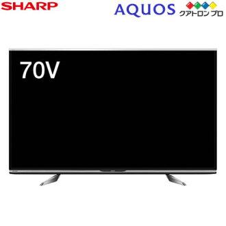 尖锐的70V型液晶电视3D AQUOS kuatorompuro XL10线LC-70XL10