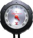温度計:-50〜50℃高精度アナログ温度計FG-5152【メール便可¥320】
