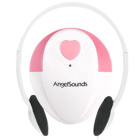 エンジェルサウンズ ドップラー 聴診器 JPD-100S 心音計 胎児 送料無料