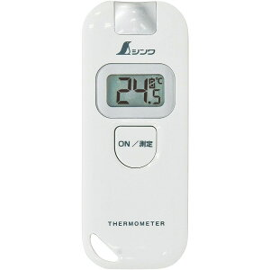 放射温度計 シンワ 小型 非接触型温度計 73038 メール便可¥320