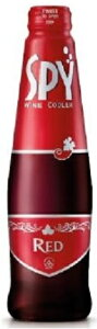 SPYレッド 275ml/24本ikタイ・ワインクーラー SPY Wine Coolerタイのワインクーラーシリーズ中もっとも重厚な味わい・いつの間にか、はまってる☆ケース重量:約14.5kg