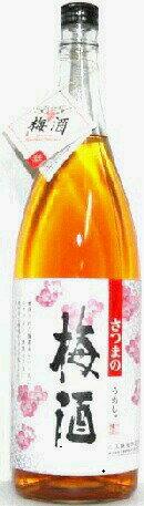 白玉醸造さつまの梅酒 1800ml