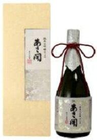 あさ開あさ開 純米大吟醸 磨き五割720ml.e .hn 化粧箱入お届けまで20日ほどかかります