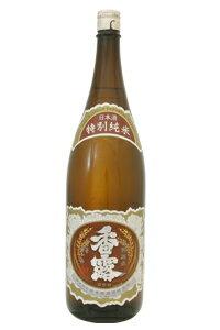 熊本県酒造研究所特別純米酒 香露1800ml×6本 e467お届けまで7日ほどかかります