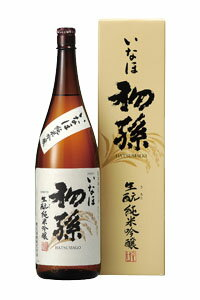 東北銘醸(株)初孫 いなほ 純米吟醸 1800ml山形e165
