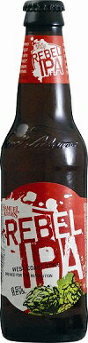 America beerサミエルアダムス リーベル・アイピーエー 355ml/24nSamuel Adams Rebel IPAアメリカビール 期間限定