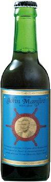 ジョン万次郎 黒ビール 330ml/24本.nお届けまで14日ほどかかります