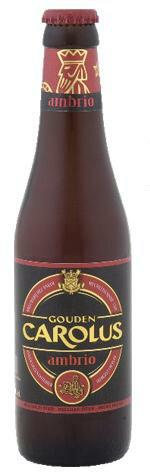 Belgiumグーデン・カロルス・アンブリオ 330ml×24本hnベルギービール(GOUDEN CAROLUS AMBRIO)お届けまで7日ほどかかります
