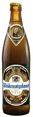 Germany beerヴァイエン・ステファン ヴィタス 500ml/20 nWeihenstephaner VITUSドイツビール ケース重量:約18.5kg