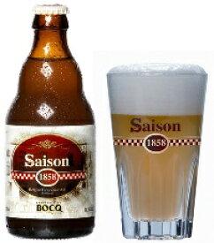 Belgiumセゾン1858 330ml×24本hnベルギービール(SAISON 1858)お届けまで10日ほどかかります※グラス付きではございません