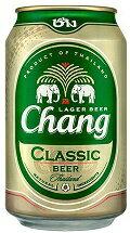 チャーンビール クラシック 缶 330ml/24.snb