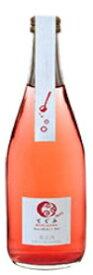 丹波ワインてぐみ 500ml ロゼ泡 W781