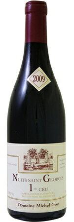 ミッシェル グロ  ニュイサンジョルジュ PC 2007年 赤 750mlMICHEL GROS NUITS-ST-GEORGES PC888このワインの特徴は、ニュイのプルミエクリュらしい力強さと、溶け込んだタンニンがヴォーヌの近隣であることを想起させる二元性にある。熟成の遂げ方は秀逸。