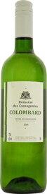 【3本(個)セット】ドメーヌ デ カサニョール コロンバール (SC) 2016年 白 750mlDOMAINE DES CASSAGNOLES COLOMBARD.2762e多くの受賞を誇る、フランス南西地区ガスコーニュのヴァン ド・ペイ。柑橘系フルーツの爽やかな芳香が印象的なワイン