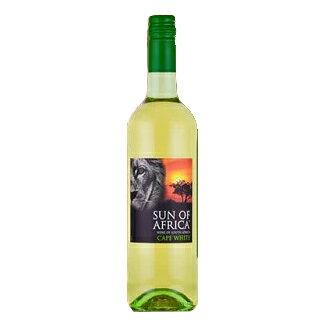 南アフリカ ワインサン オブ アフリカ 白750ml.hnSun of Africa White437913