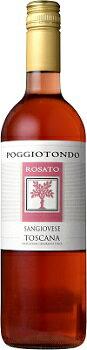 ポッジョトンドポッジョトンド トスカーナ ロザート オーガニック ロゼ(SC) 750ml/12本mxPoggiotondo S.r.l. Poggiotondo Toscana Rosato Organic648958