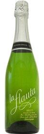 【3本(個)セット】アルティガ フュステル  ラ フラウタ ブリュット NV 白泡 750mlARTIGA FUSTEL LA FLAUTA BRUTS 2364eフレッシュで柔らかな口当たり。きれいで爽やかな泡が口中にはじけ、心地良い旨みが楽しめるスパークリングワイン