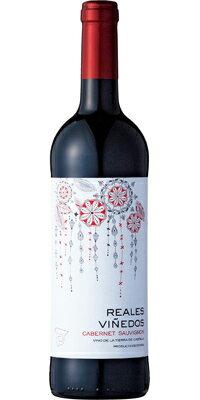 レアルレアレス・ビニェードス カベルネ・ソーヴィニヨン 赤 750ml/12本mxReales Vinedos Cabernet Sauvignon642956