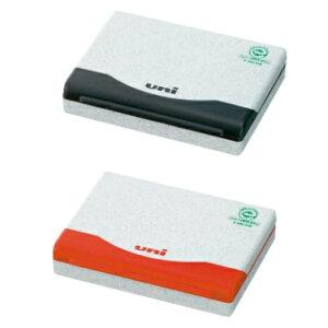 uni スタンプ台 普通紙速乾1号 HSP-1F濃く、鮮やかな印影。水に流れない顔料インク使用※本商品のインク色は黒と赤のみです。