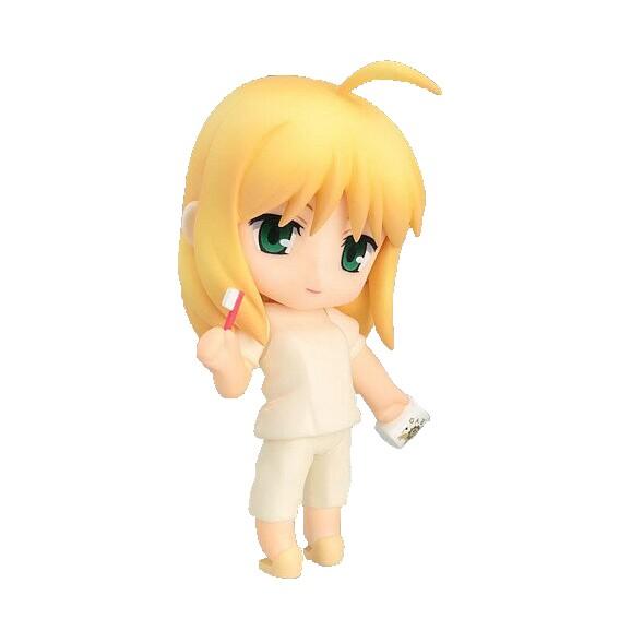 パジャマセイバー 【 ねんどろいどぷち Fate/stay night 】 グッドスマイルカンパニー