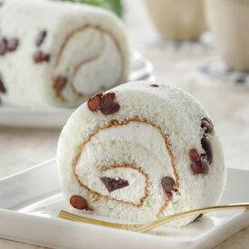 【冷凍】あきたロール(和菓子)(ロールケーキ)(米粉)(和風ロールケーキ)(あきたこまち)(えいたろう)