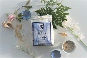 秋田県産あきたこまち玄米と白米のブレンド米 ハパライス HAPA RICE 2kg