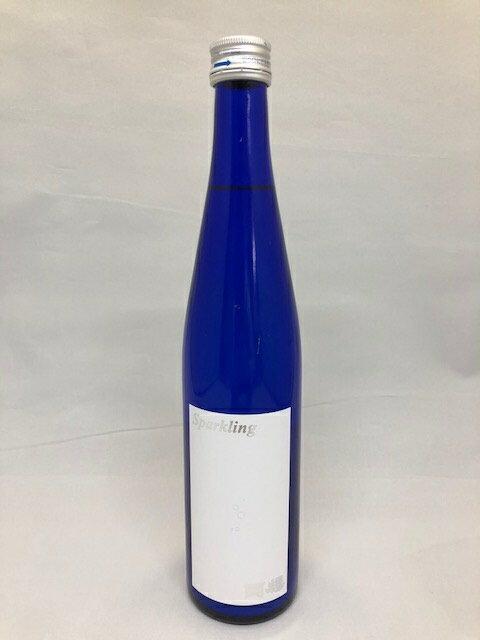 【冷蔵便】阿櫻 純米生原酒Sparkling 500ml カートンなし