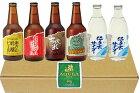 【産地直送・送料込!】秋田あくらビールファミリーセット(ビール4本、サイダー2本)代金引換不可