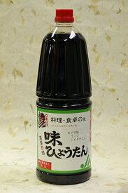 秋田なまはげ農協 つゆ(希釈用)味ひょうたん 1800ml