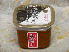 【税込3000円以上送料無料対象品】安藤醸造 うす塩みそ「蔵歳月」800g