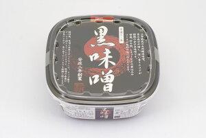 石孫本店 天然醸造 黒味噌 400g