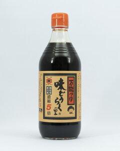 東北醤油株式会社万能つゆ 味どうらくの里 500ml