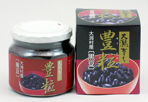 JA大潟村 大潟村産黒豆使用 黒豆煮豆