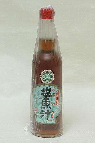 仙葉商店 塩魚汁(しょっつる) 550ml