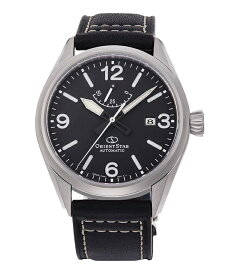 オリエント ORIENT 腕時計 ORIENTSTAR オリエントスター 機械式 自動巻(手巻付き) スポーツ アウトドア RK-AU0203B メンズ 国内正規品