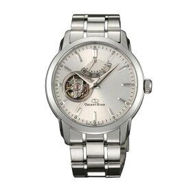 オリエント ORIENT 腕時計 ORIENTSTAR オリエントスター 機械式 自動巻(手巻付き) セミスケルトン WZ0051DA メンズ