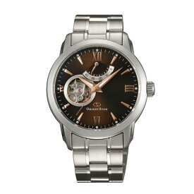 オリエント ORIENT 腕時計 ORIENTSTAR オリエントスター 機械式 自動巻(手巻付き) セミスケルトン WZ0071DA メンズ