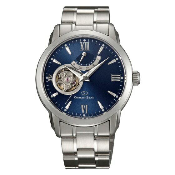 オリエント ORIENT 腕時計 ORIENTSTAR オリエントスター 機械式 自動巻(手巻付き) セミスケルトン WZ0081DA メンズ