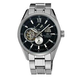 オリエント ORIENT 腕時計 ORIENTSTAR オリエントスター 機械式 自動巻(手巻付き) モダンスケルトン ブラック WZ0181DK メンズ 国内正規品