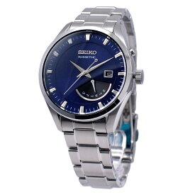 セイコー SEIKO 腕時計 海外モデル KINETIC キネティック レトログラード SRN047P1 メンズ [逆輸入品]