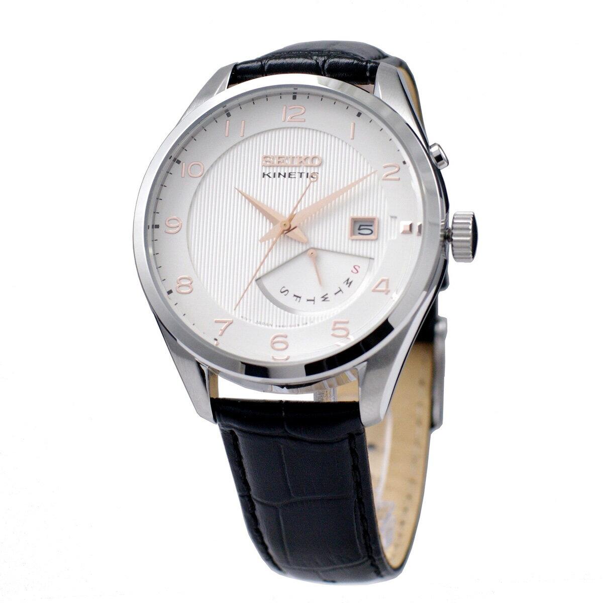 セイコー SEIKO 腕時計 海外モデル KINETIC キネティック レトログラード SRN049P1 メンズ [逆輸入品]